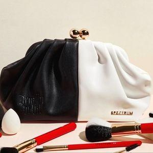 Cruella De Vil Makeup Clutch Bag